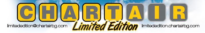 ChartAir Limited Edition невероятни дестинации за луксозни пътувания